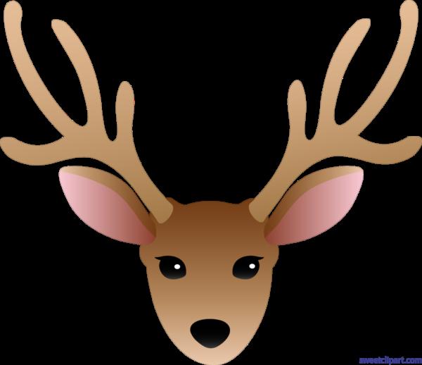 elk clipart cute