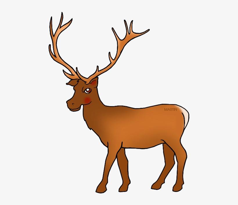 Deer usa utah state. Elk clipart dear animal