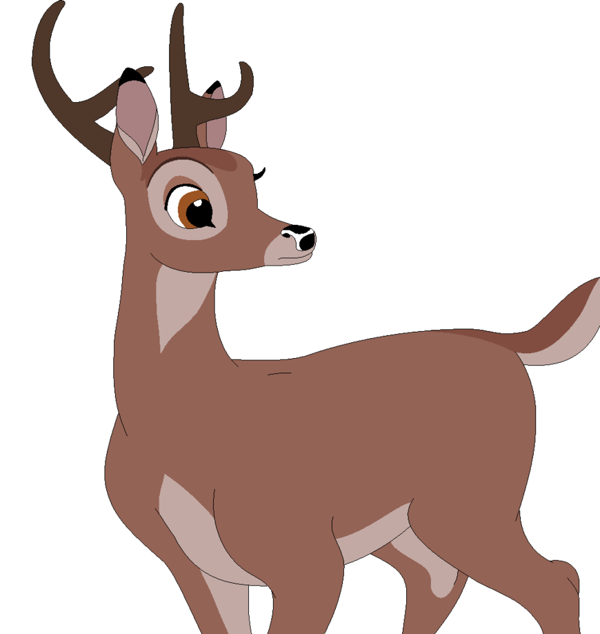 Bambi base by raindroplily. Hunting clipart sambar deer