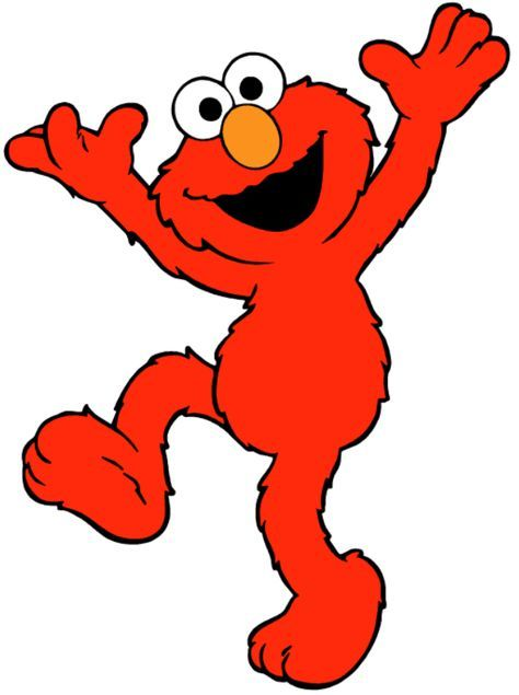 Elmo clipart 1st birthday. Cut out baby in