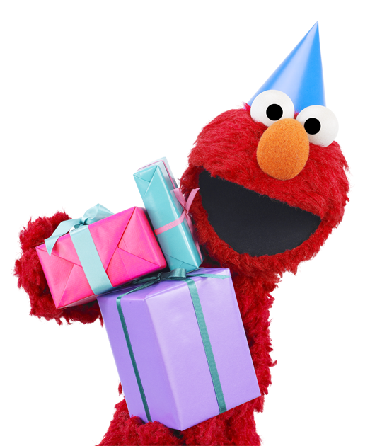 Birthday png beloved monsters. Elmo clipart elmo potty
