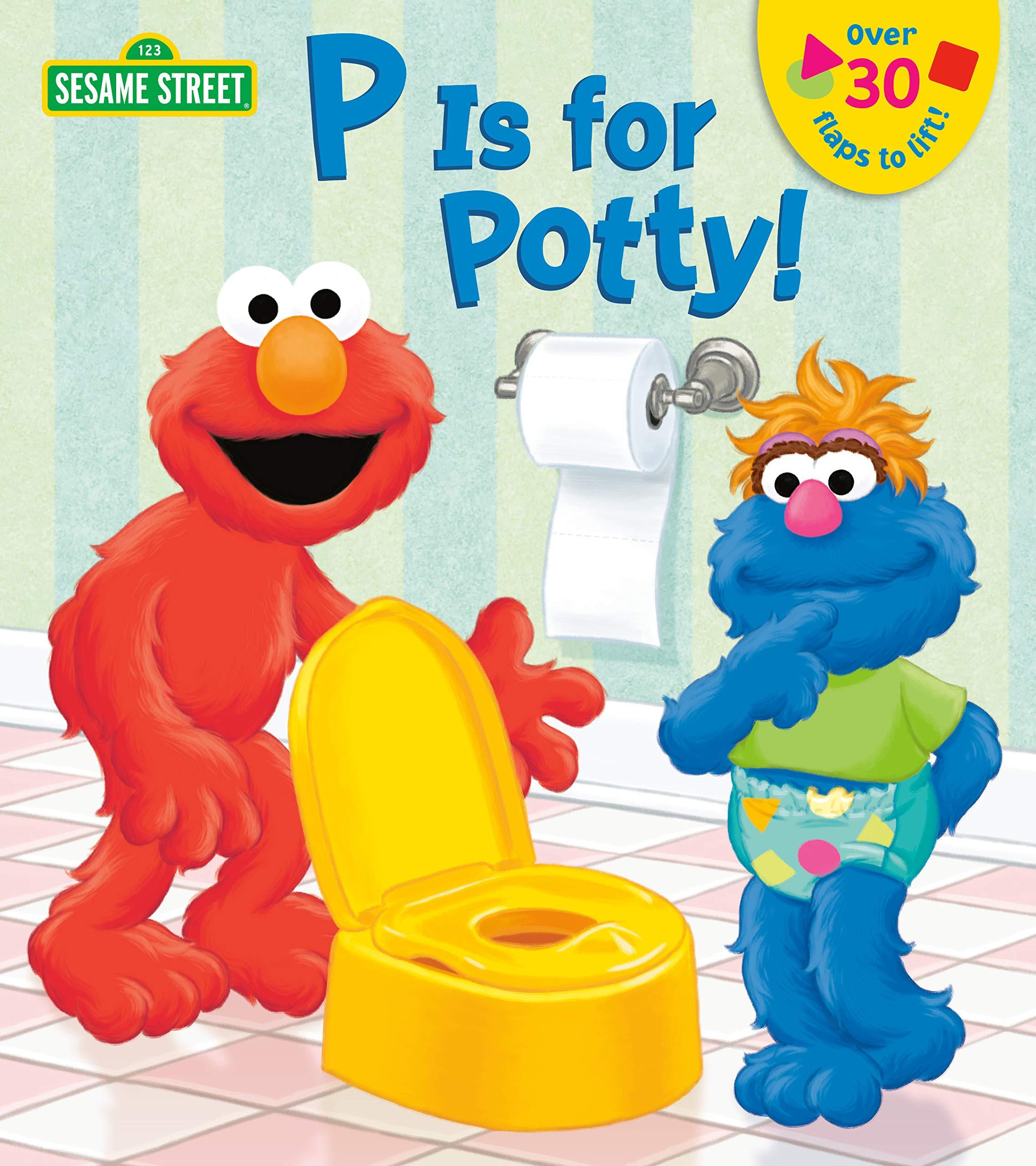Elmo clipart elmo potty. P is for sesame