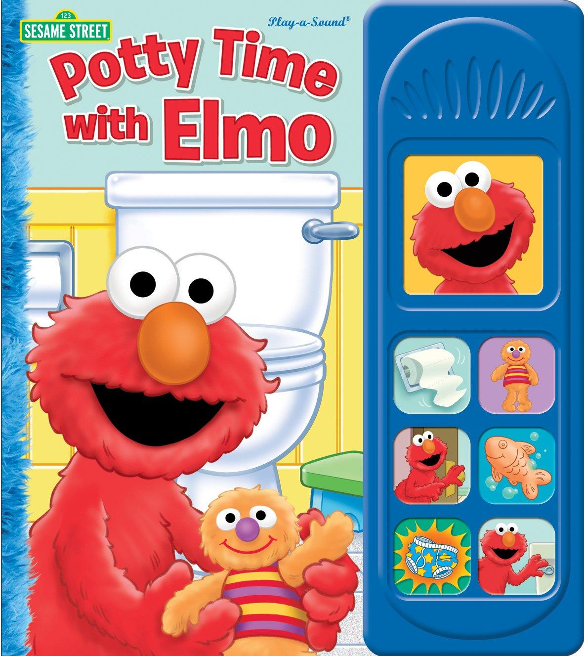 Elmo clipart elmo potty. Sesame street time with