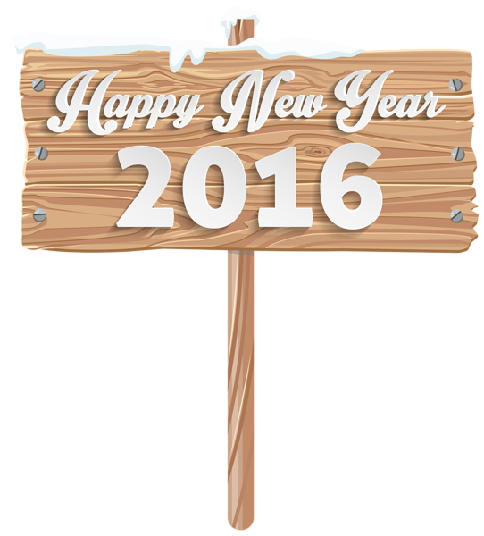 Elmo clipart happy new year. Wooden sign png image