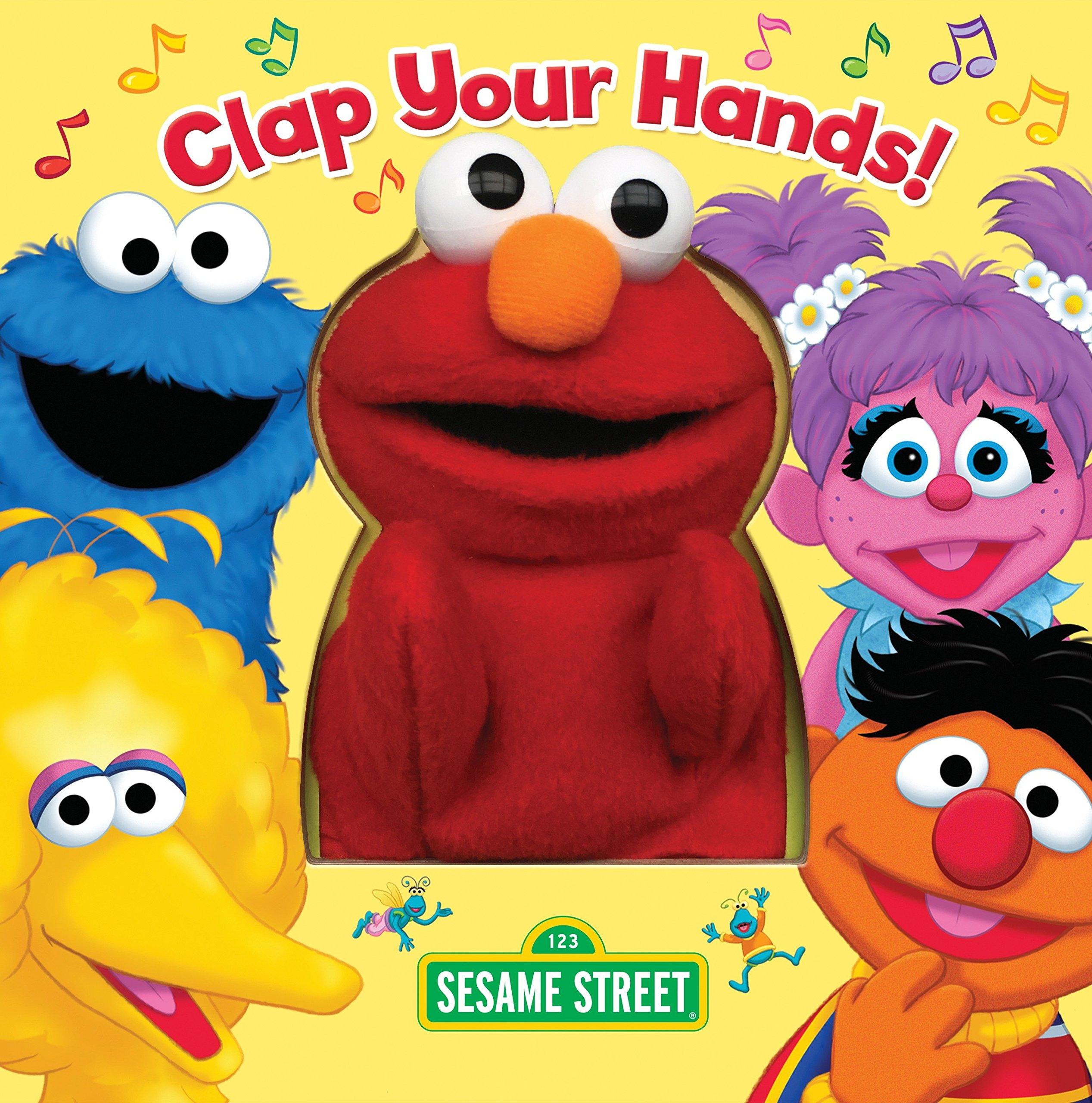 Elmo clipart happy new year. Amazon com clap your