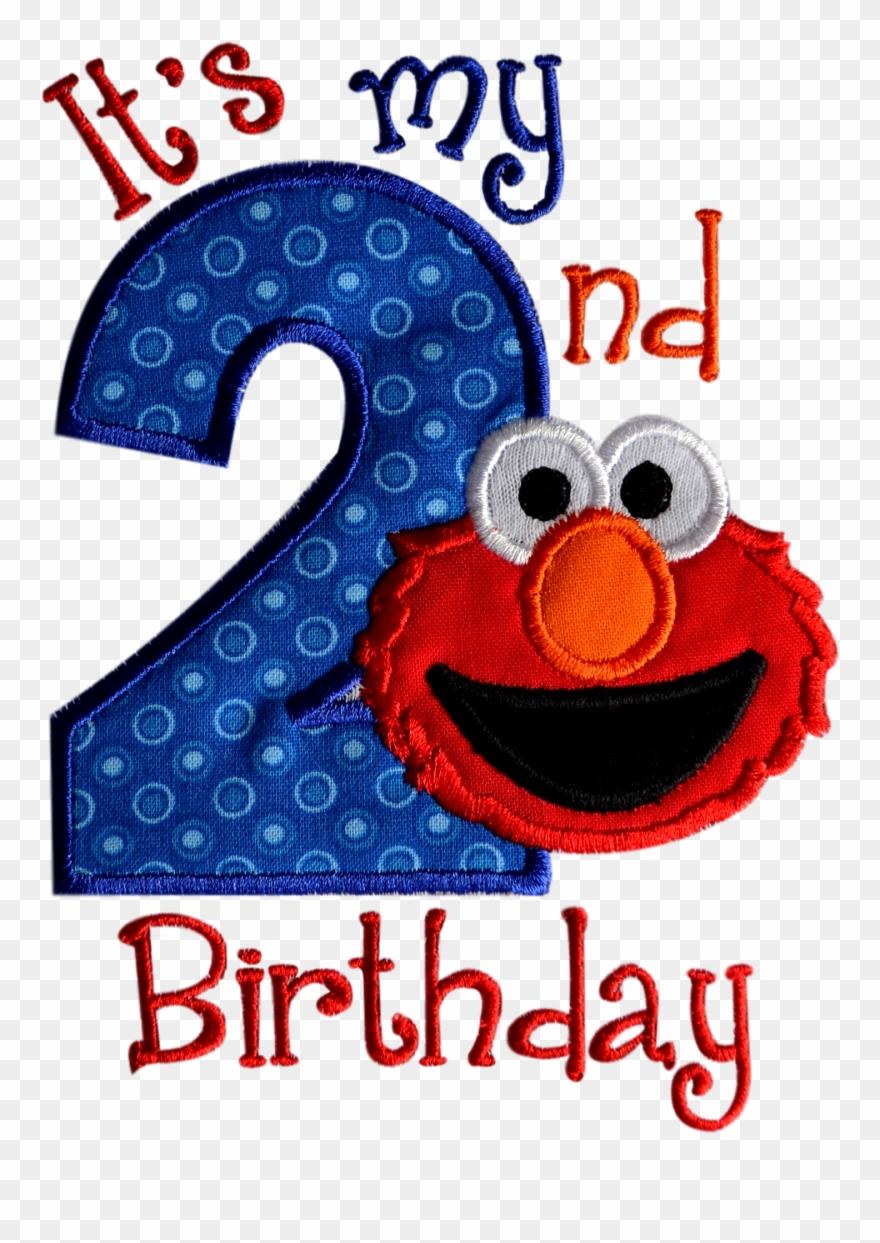 Birthday clip art png. Elmo clipart happy new year