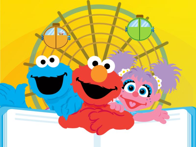 Elmo clipart happy new year. Sesame street play fun