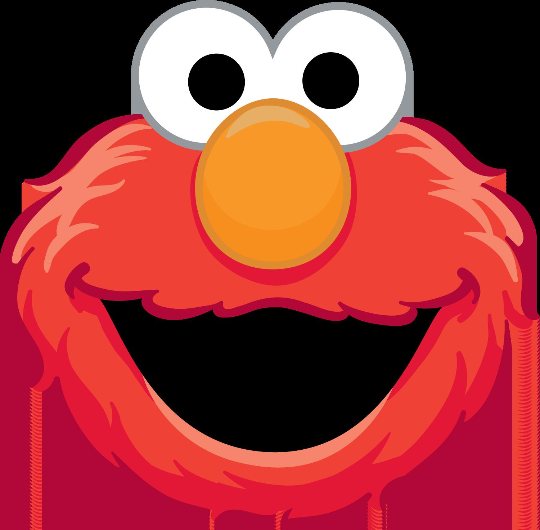 Elmo clipart stencil. Birthday clip art bing