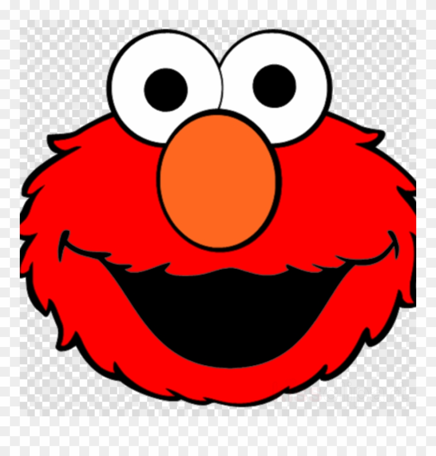 Face cookie monster big. Elmo clipart stencil
