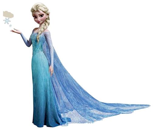 Elsa clipart. Frozen clip art birthday