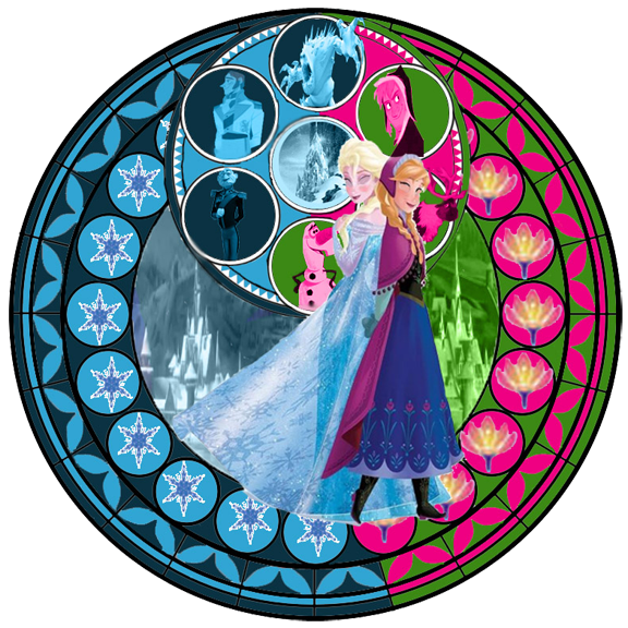 Free elsa at getdrawings. Frozen clipart circle