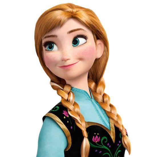 Elsa clipart anna round. Pin on sid