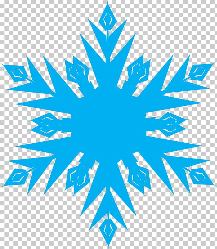 Snowflake light png circle. Elsa clipart blue