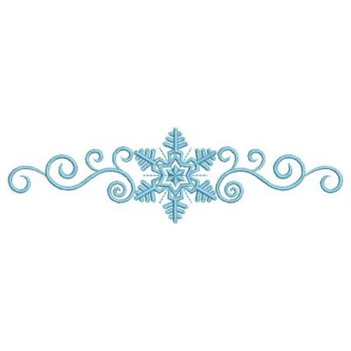 Snowflake png free download. Winter clipart corner