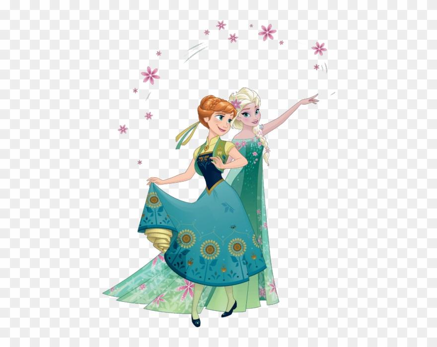 Disney e anna frozen. Elsa clipart frightened