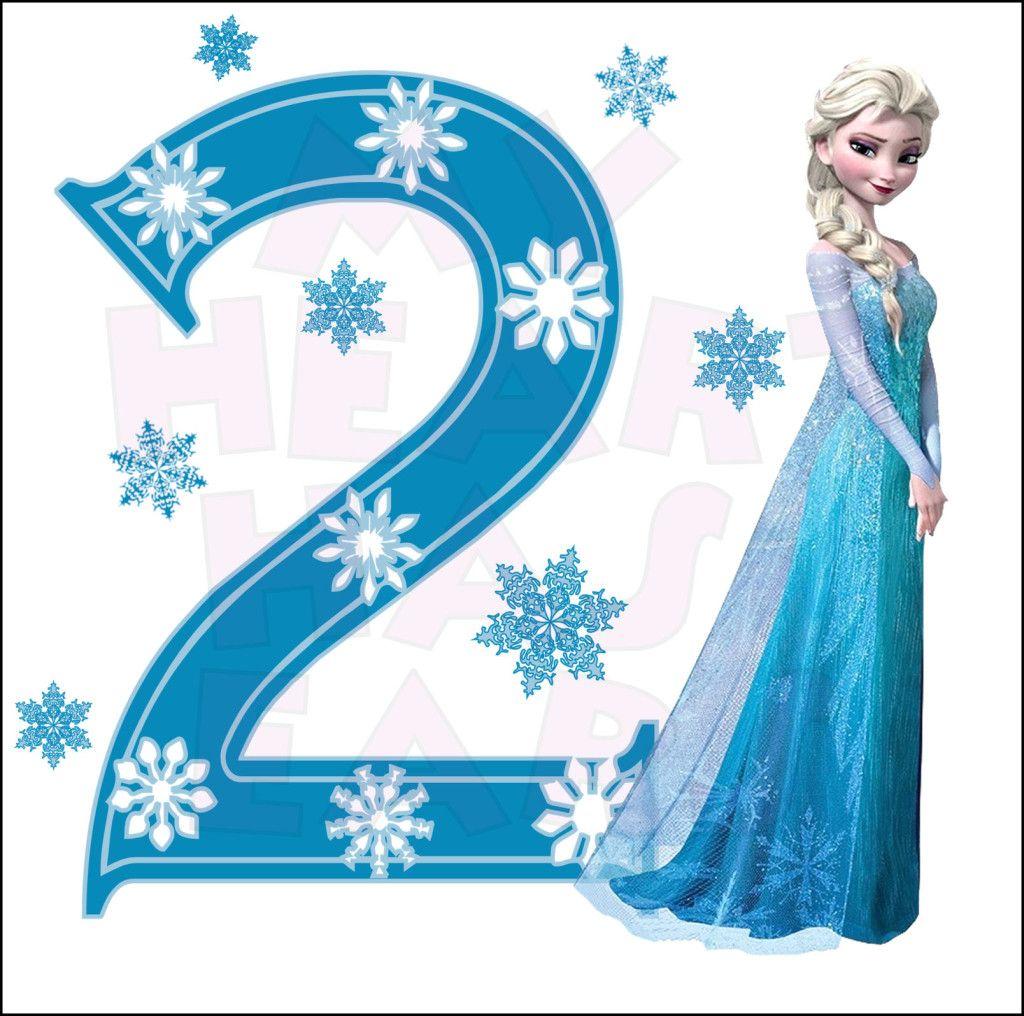 Disney s with number. Elsa clipart frozen birthday
