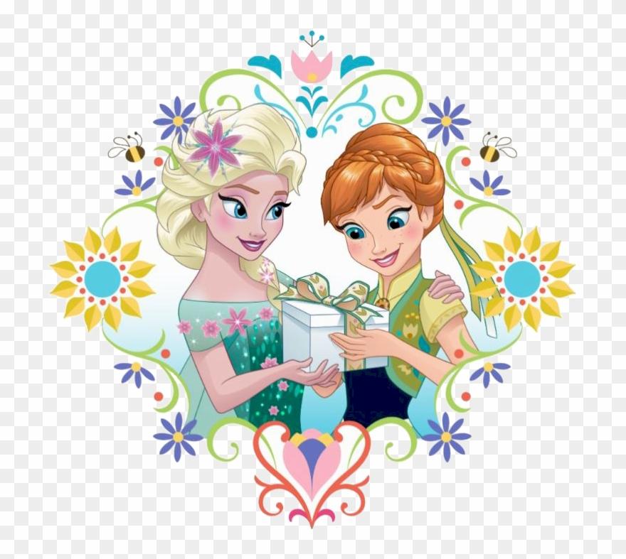 Fever anna and maxi. Elsa clipart frozen disney