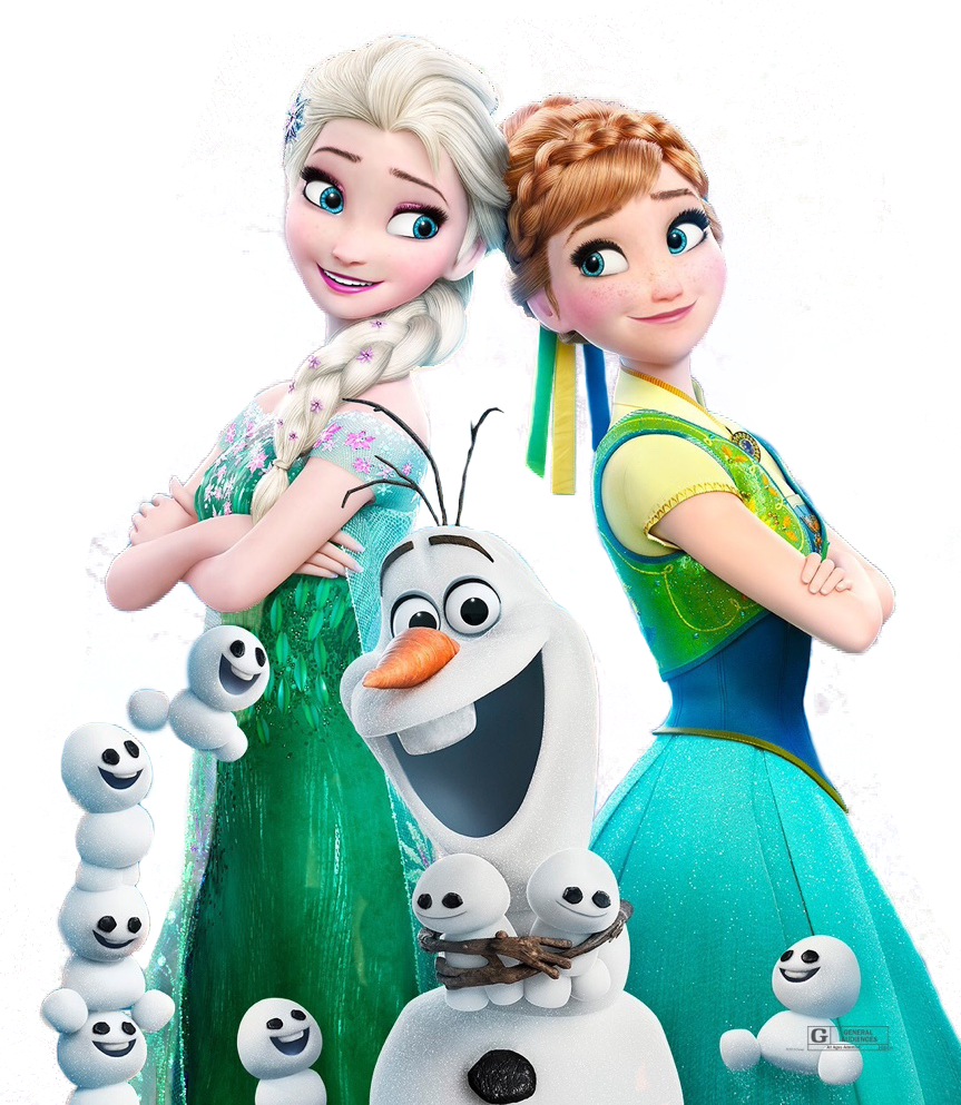 Frozen clipart file. Olaf elsa png