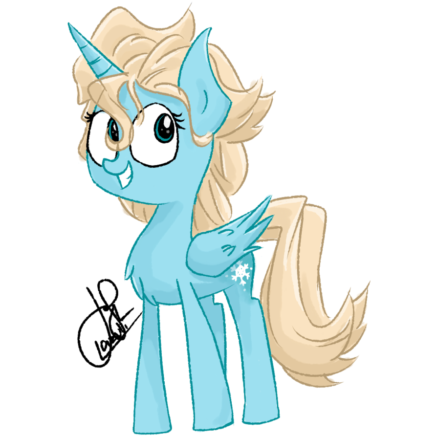 Elsa clipart pony. By elzielai on deviantart
