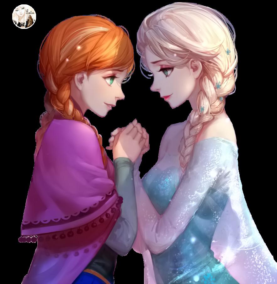 Frozen render by izanamisatu. Elsa clipart renders