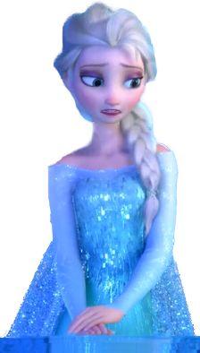A z queen pictures. Elsa clipart sad