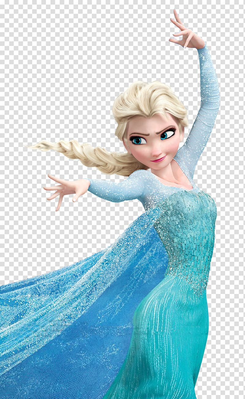 Illustration of elsa from. Frozen clipart frozen cast