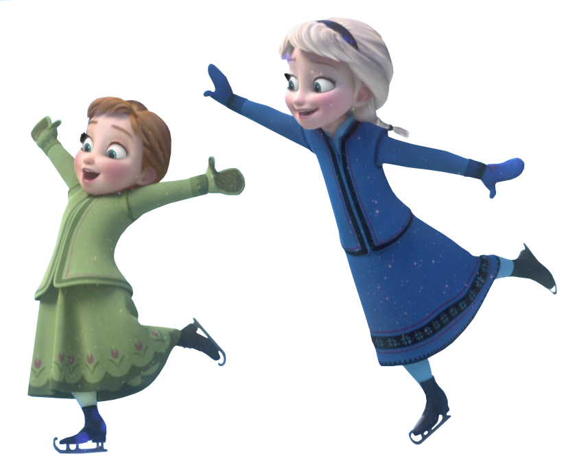 Elsa clipart vector. Anna and by simmeh