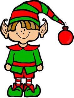 Elves . Body clipart elf