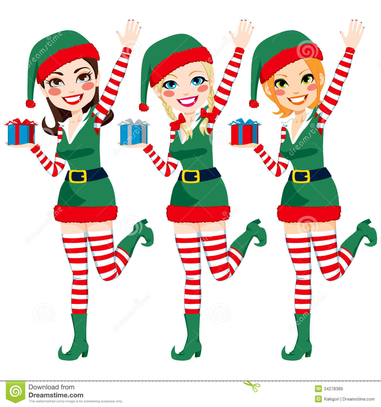 Elves clipart body. Elf images gallery for