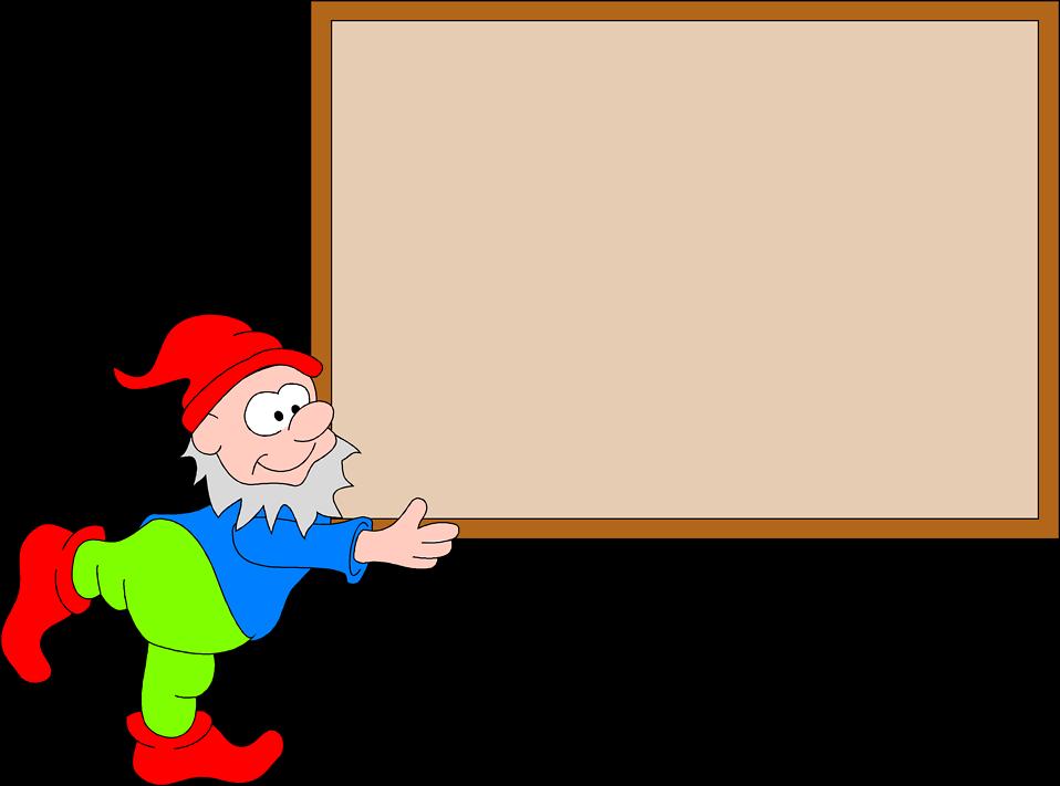 Free stock photo illustration. Moving clipart elf