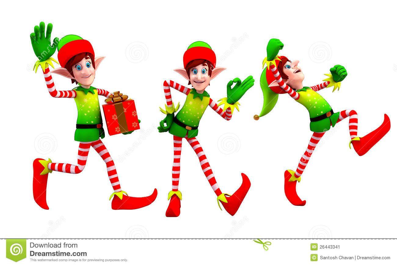 Pin by reba gibbons. Elves clipart dancing elf