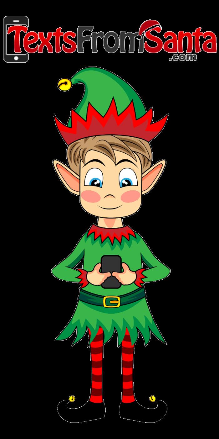 Elves clipart letterhead. Have your little elf