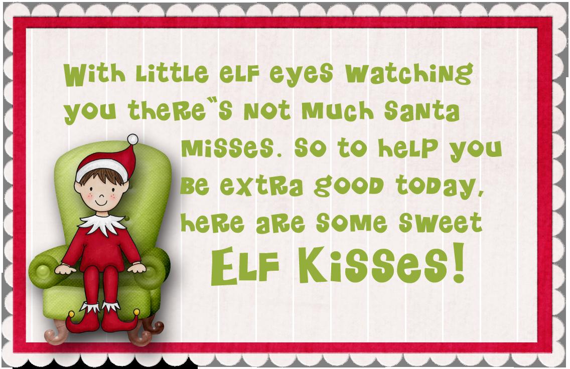 Elves clipart letterhead. Free elf on the