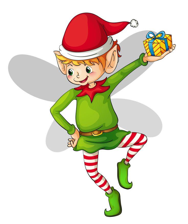 Elves clipart schedule. Free santa elf cliparts
