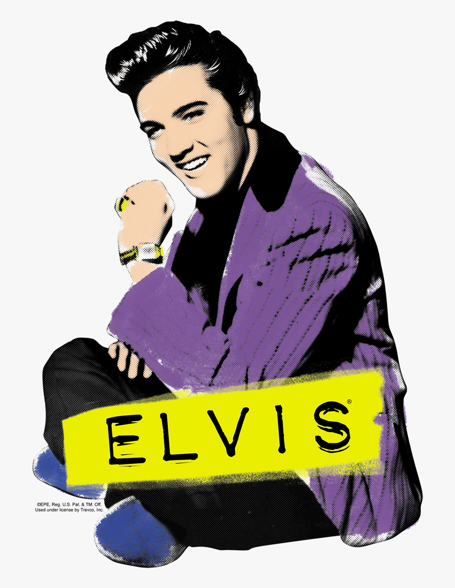 Product image alt presley. Elvis clipart