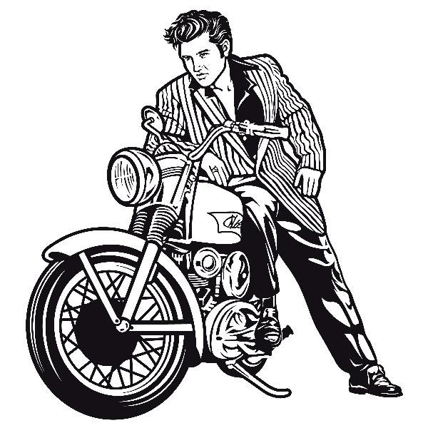 Cartoon free download best. Elvis clipart easy