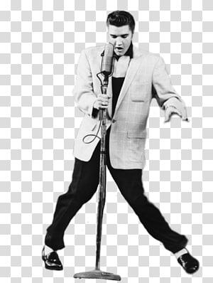 Elvis clipart holding. Presley jailhouse rock n