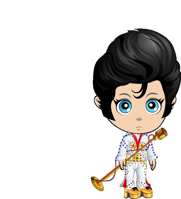 Gallery yopriceville high quality. Elvis clipart logo