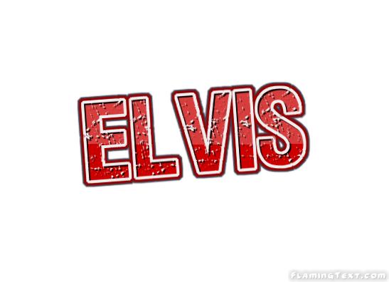 Elvis clipart name. Logo free design tool