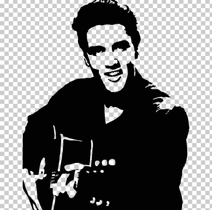 Presley stencil singer png. Elvis clipart pattern
