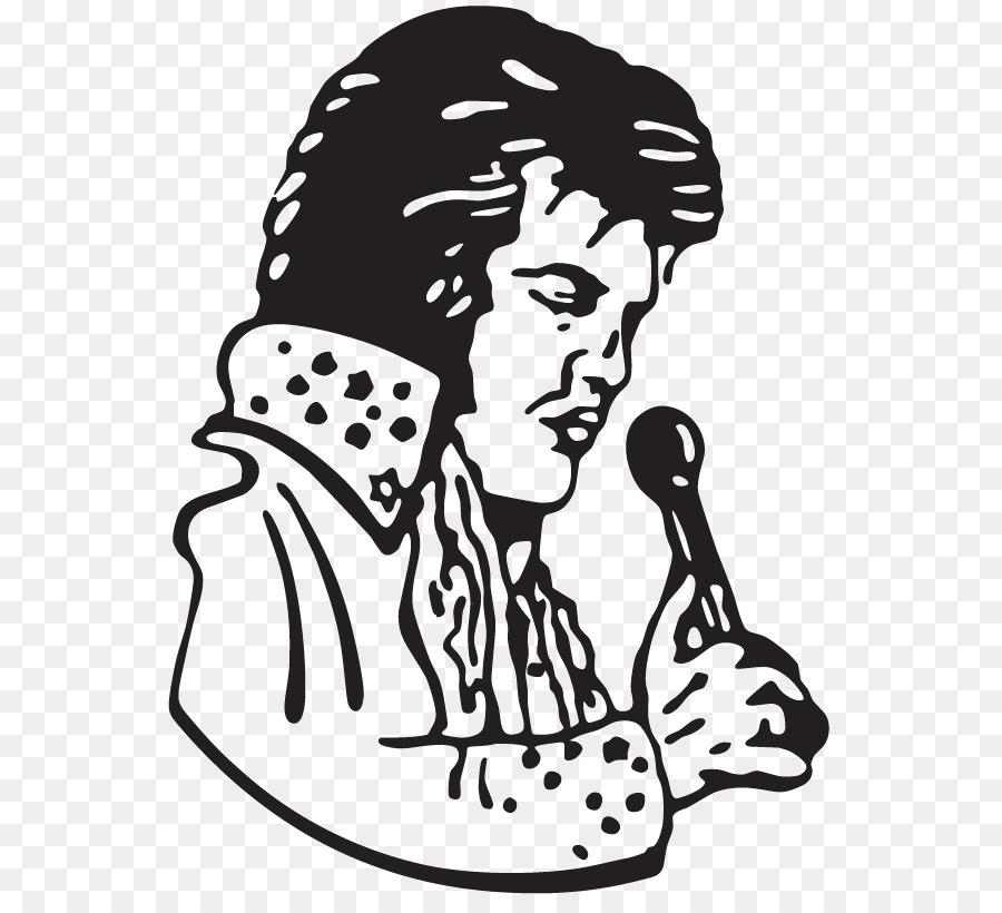 Elvis clipart singer line. Presley stencil silhouette clip
