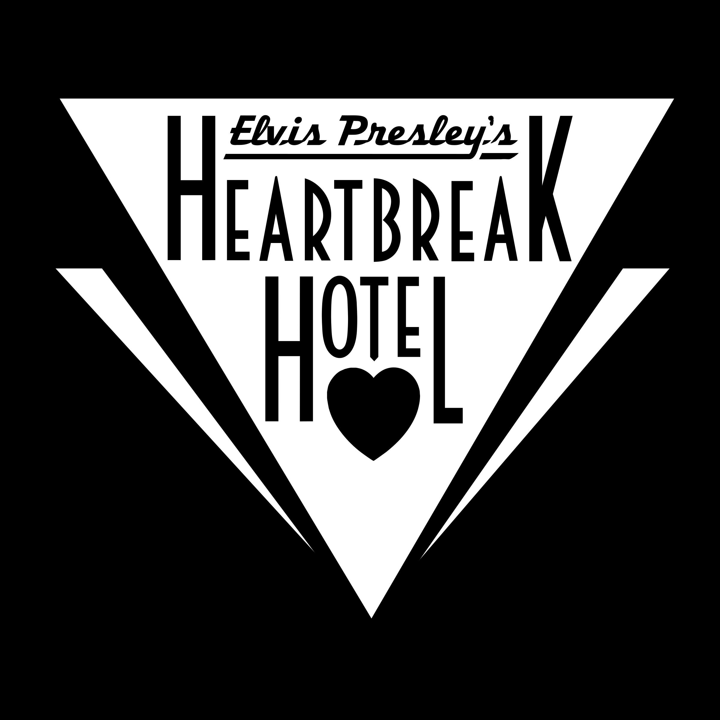 Presley s heartbreak hotel. Elvis clipart svg