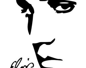 Free download best on. Elvis clipart svg