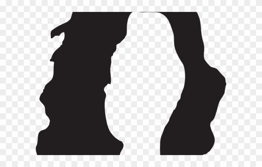 Hair with no head. Elvis clipart wig