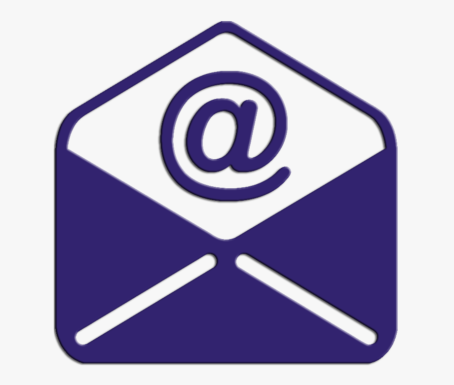 Email clipart. Online us collection symbol