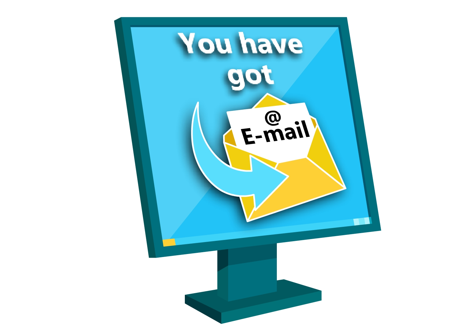 Email clipart. Free clip art pictures