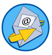 Free clip art pictures. Email clipart