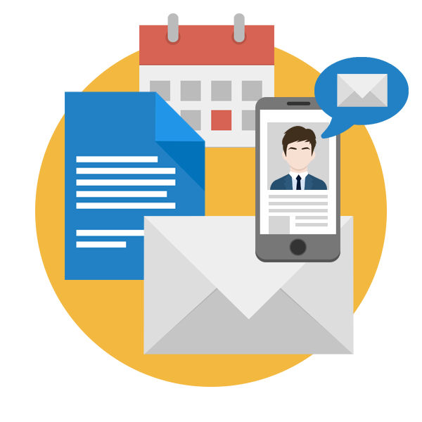 Email clipart business email. Hosting services for webservio