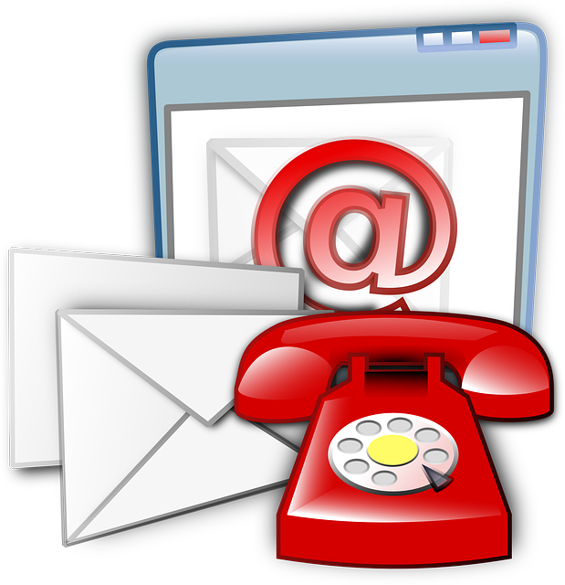 Contact us people smart. Mail clipart acceptance letter