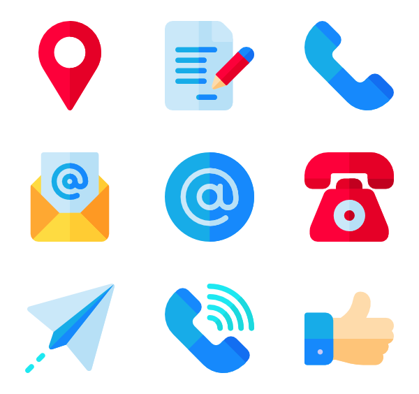 packs vector svg. Contact icon png